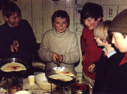 pancake night 1967